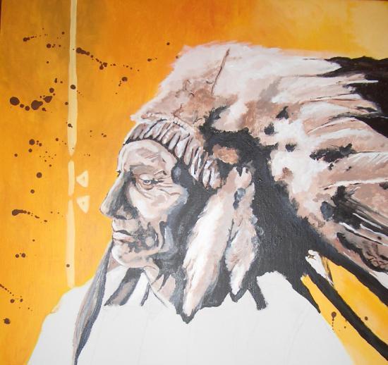 Chief Joseph by danidian